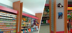 Allestimenti di negozi di ferramenta rivendite edili for L arreda negozi